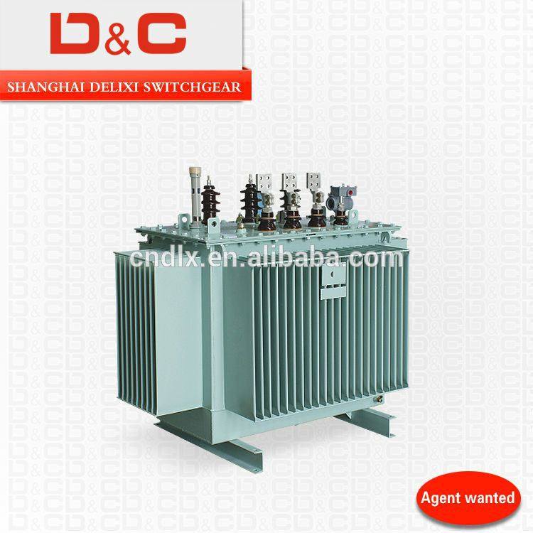 [D&C]shanghai delixi high voltage oil immersed insulation transformer
