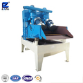 2016 hot sell fine sand reclaimer with cyclone separator