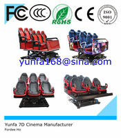 3d 4d 5d 6d cinema theater movie motion chair seat hot sales