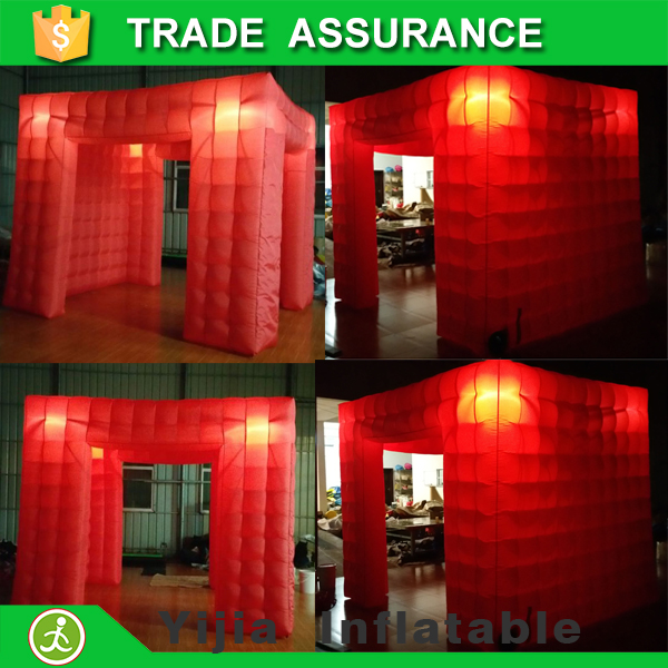 inflatable portable acrylic 2 x 6 photo booth strip frames