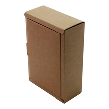 Recycled Stable Delivering Corrugated Cake Box