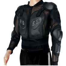 Motorcycle Full Body Armor Back Protector Motocross Off-Road Riding suit