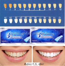Alibaba top ten Dental Fast Effective Non Peroxide 30 Minutes Beautiful Teeth Whitening Strips