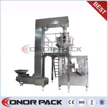 Modern Style Automatic Grain Packing Machine ( Pre-made Bag Packing Machine )