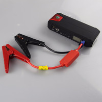portable quick charge charger jump starter truck with LCD
