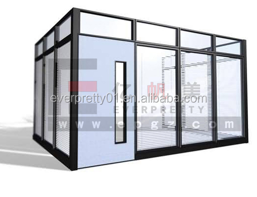 Movable Wooden Acoustic Soundproof Office Partition High Partition