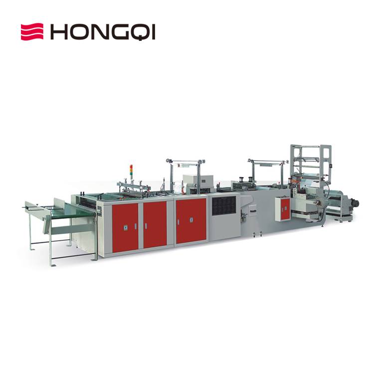 Manufacturers automatic side sealing multifunction bag making machine