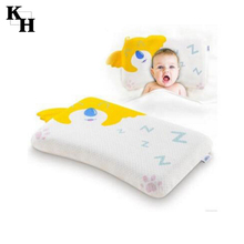 Baby wedge latex pillow thailand 1-3 years old children