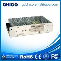 Led Electronic Display Screen Regulated 40A 13.8V Power Supply