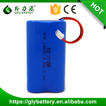 Hot Sale Li-ion 18650 8.8Ah 3.7V Rechargeable Battery