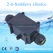hot sale ip68 plastic waterproof junction box for outdoor light underwater led lamp