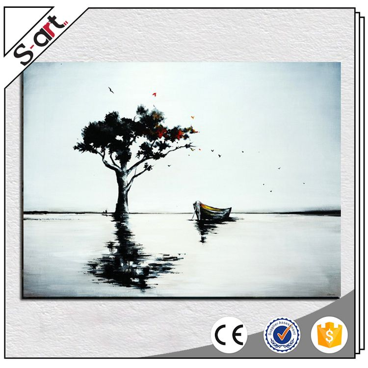 China factory new import abstract picture of oil painting