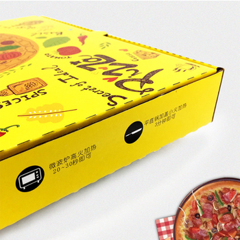 manufacturer 7/8/9/10/12 inch pizza box printed