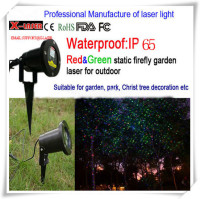 outdoor IP65 decorative laser lighting, green dot laser light, outdoor laser spot lights