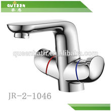 2015 New Design Brushed Nickel Kitchen Faucet For Sink