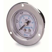 New Product Panel Mount mechanical Hydraulic Pressure Gauge Price