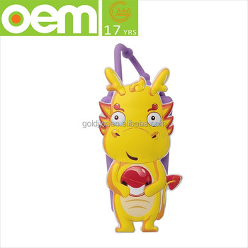 factory direct sales custom logo funny hand sanitizer animal silicone cute hand sanitizer holders