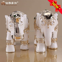 factory price resin craft promotional elephant figurine