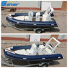 Gather High Quality Commercial Inflatable Boat With Engine