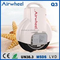 Airwheel factory CE,ROHS certificated mini unicycle leisure exercise and our door sports equipment electric bicycle kit