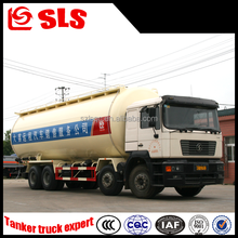 High performance 8*4 bulk powder material tank truck 35cbm capacity