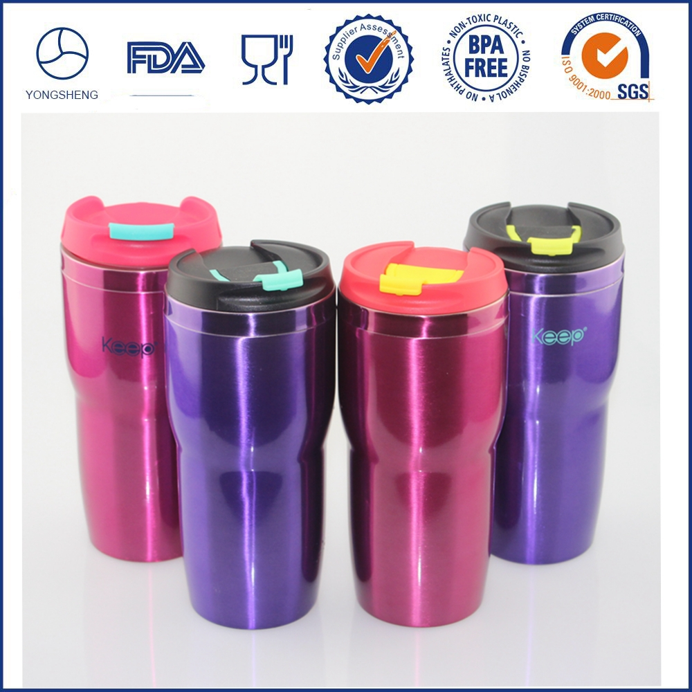 16ounce The Best Leakproof Coffee Travel Mug Stainless