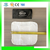 Disposable Wet Cotton Towel for hotel & restaurant/Individually Wrapped