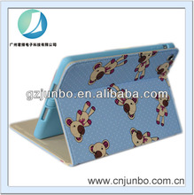 2014 Hot Selling Cute Bear case for iPad