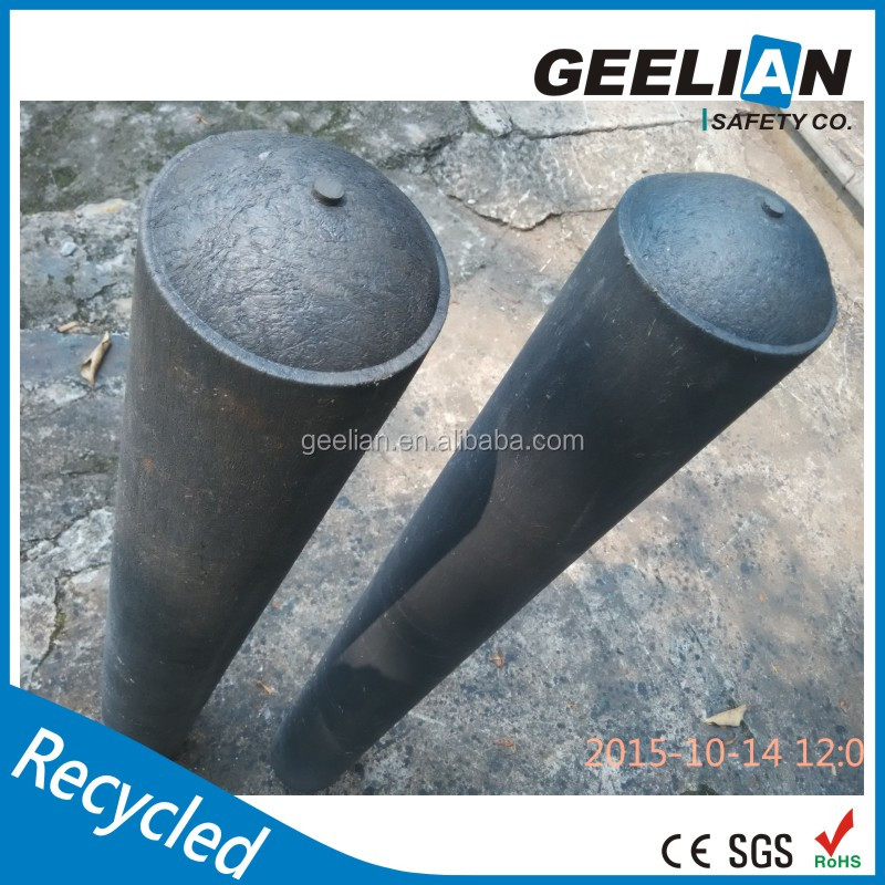 recycled plastic fence posts/fence T post caps(manufacturer )