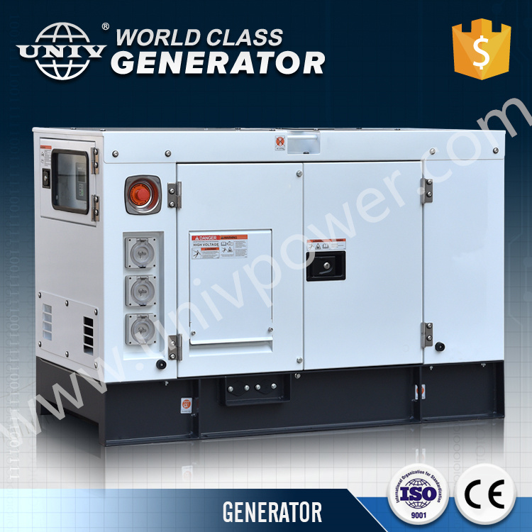 NEW Silent type 8.5kva generators factory price