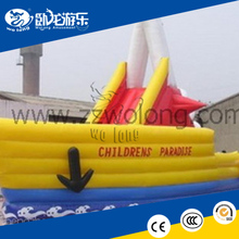 inflatable stair slide toys, cheap inflatable slide for children