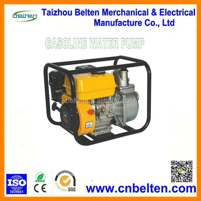 Best 3inch Gasoline Manual Water Pump For Sale Irrigation Water Pumps Sale