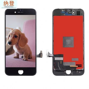 Factory price for iphone 7 replace lcd accept paypal Safe business