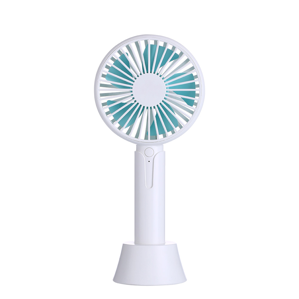 Newest Fashion Style Portable Mini Handy <strong>Fan</strong> Rechargeable 1200/2000mah KC Battery
