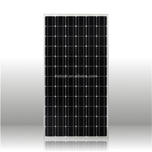 230V solar system using panel High efficiency 320W Mono solar panel for industrial use