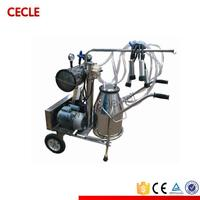 CE ISO small cow milking machine