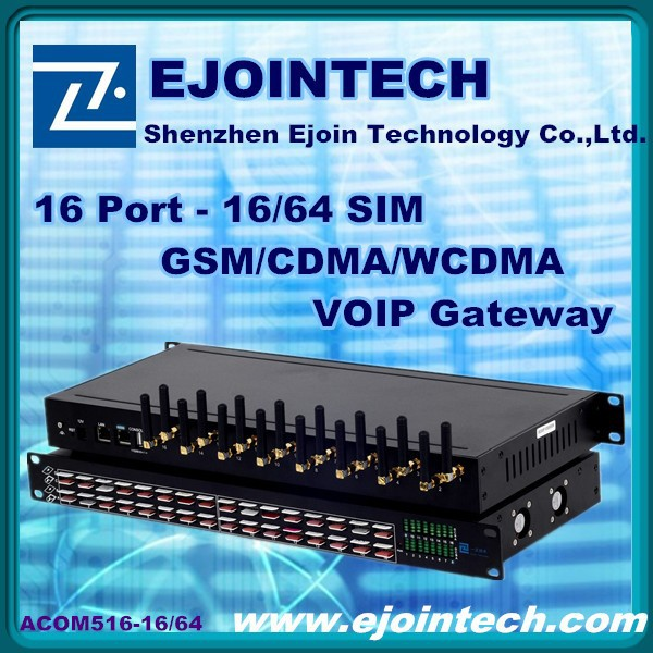 telemarketing products voip products voip 16 port gsm/WCDMA gateway sim server gsm gateway