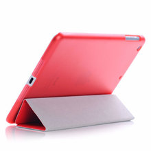 Folded ptotective case for ipad mini 4 flip stand leather case For Apple iPad mini 4