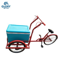 Cheap price Street vending fast food mobile food cart with wheels