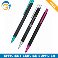 Promotional Black Body Plastic Ball Pen with Clip
