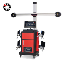 China manufacturer 3d 4wheel alignment 4 wheel factory price aligner