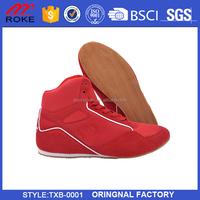 Fashion New Boxing Man Shoes Wresting Shoes in Jinjiang China
