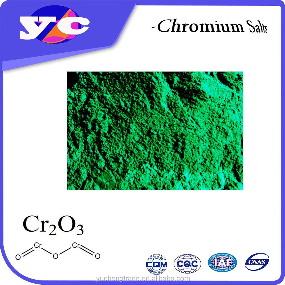 Competitive Price house paint chrome oxide green style 99.3%