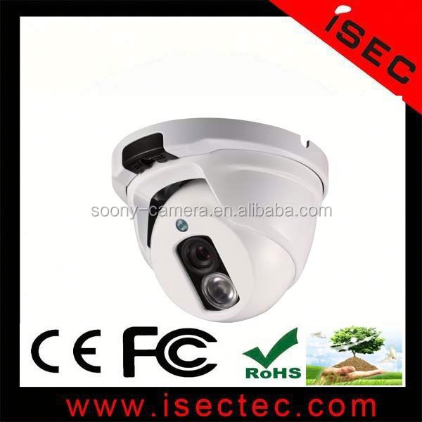 Wholesale Dome IR Cameras Sony Auto Track Full HD View iR Cut Filter Analog CCTV Cameras IC-TBW20-A