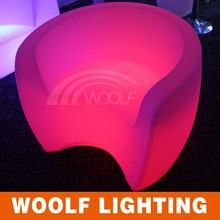 modern life waterproof led outdoor sectional sofa