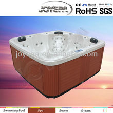 Best value therapy surf jet bathtub big size, bathroom furniture spa tubs hot tub - JY8018(factory)