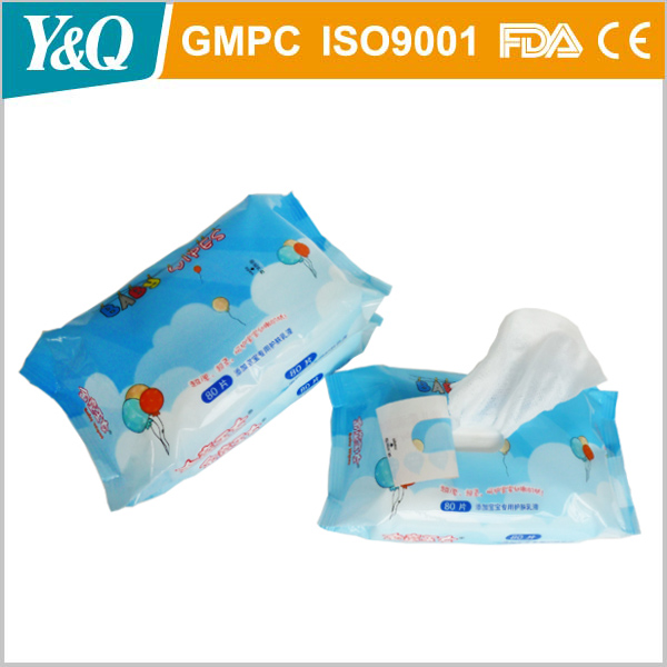 80pcs Baby Daily Cleaning Wipes