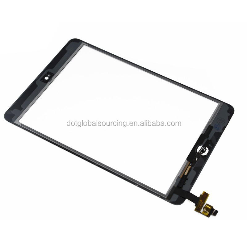 Wholesale price For iPad mini touch, For ipad mini digitizer