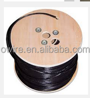 Camera Cable Owire China Cable RG6 CU/CCS Cable 90%Coverage