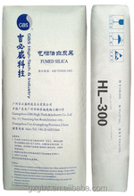 Pyrogenic silica HL-300/T30/H-5/QS 30/A 300 for anti scratch coating